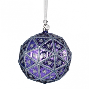 Waterford: 2020 Times Square Ball Ornament, Large
