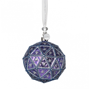Waterford: 2020 Times Square Ball Ornament, Small