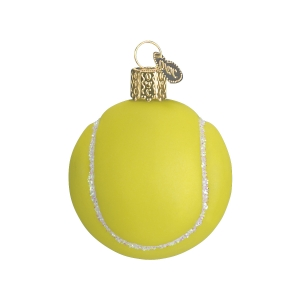 Old World Christmas: Tennis Ball