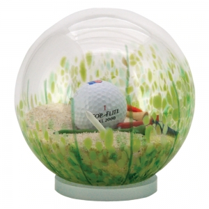 Glass Eye Studio: Large Sand Trap Globe