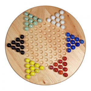 Wood Expressions: Chinese Checkers