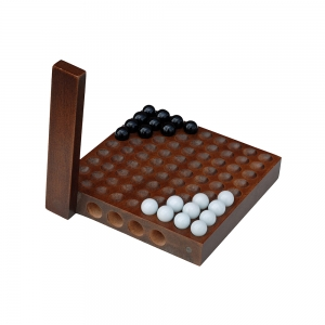 Wood Expressions: Travel Chinese Checkers
