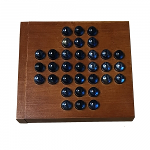 Wood Expressions: Wood Solitaire Game