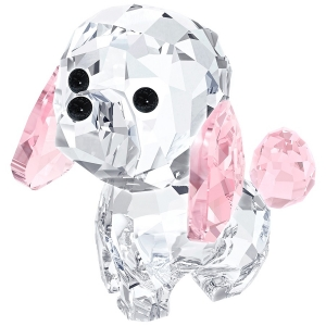 Swarovski: Puppy Series, Rosie the Poodle