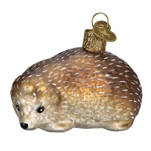 Old World Christmas: Vintage Hedgehog