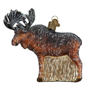 Old World Christmas: Vintage Moose