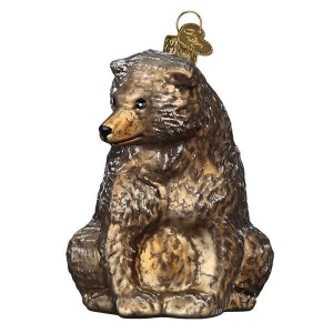Old World Christmas: Vintage Bear