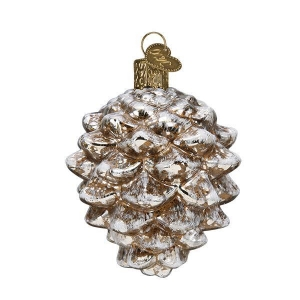Old World Christmas: Vintage Pinecone