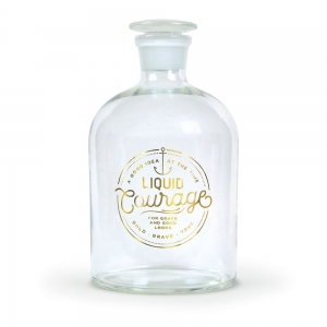 Fred & Friends: Bottled Up Decanter, Liquid Courage