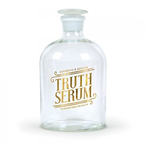 Fred & Friends: Bottled Up Decanter, Truth Serum