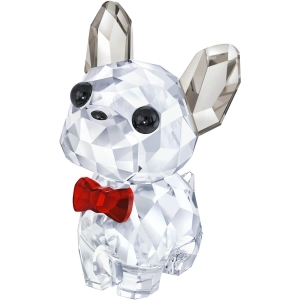 Swarovski: Puppy Series, Bruno the French Bulldog