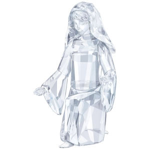 Swarovski: Nativity Scene, Mary