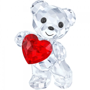 Swarovski: Kris Bear Series, A Heart for You