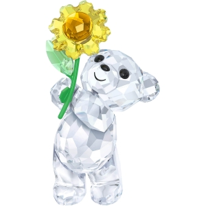 Swarovski: Kris Bear Series, A Sunflower for You