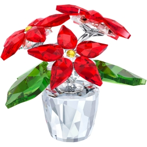 Swarovski: Small Poinsettia