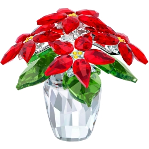 Swarovski: Large Poinsettia