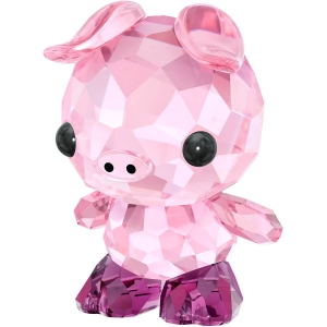 Swarovski: Zodiac Series, Determined Pig