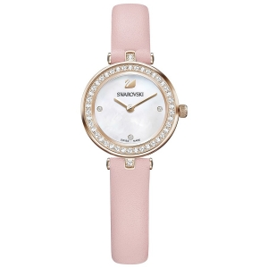 Swarovski: Aila Dressy Mini Watch, Pink
