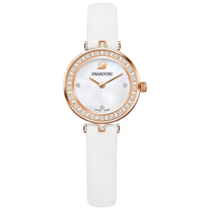 Swarovski: Aila Dressy Watch, White