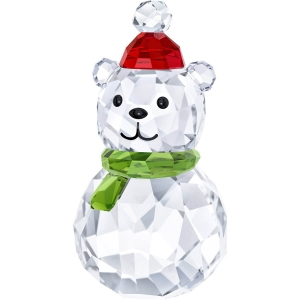 Swarovski: Rocking Polar Bear