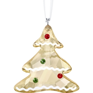 Swarovski: Gingerbread Tree Ornament