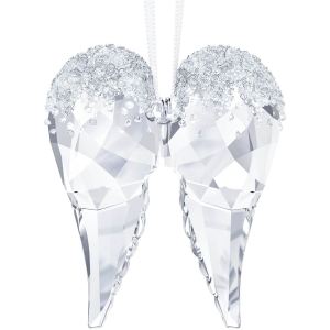 Swarovski: Angel Wings Ornament