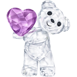 Swarovski: Kris Bear Series, Take My Heart