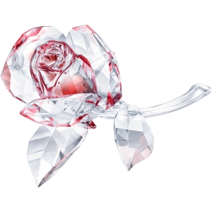Swarovski: Blossoming Rose, Red