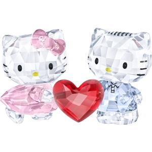 Swarovski: Hello Kitty & Dear Daniel