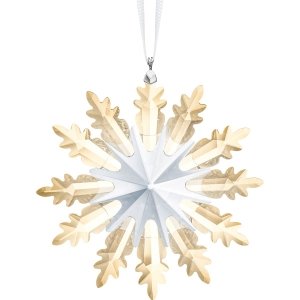 Swarovski: Winter Star Ornament