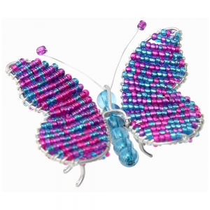 Beadworx: Beaded Butterfly