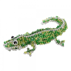 Beadworx: Beaded Gator