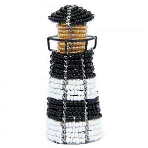Beadworx: Beaded Lighthouse