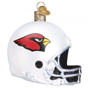 Old World Christmas: Arizona Cardinals Helmet