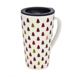 Godinger: Tree Travel Mug