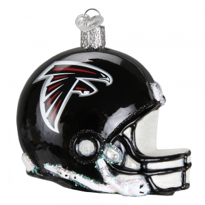 Old World Christmas: Atlanta Falcons Helmet