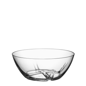 Anna Ehrner: Bruk Medium Serving Bowl, Clear