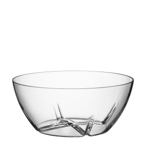 Anna Ehrner: Bruk Large Serving Bowl, Clear