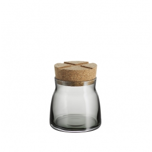 Anna Ehrner: Bruk Small Jar, Grey