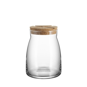 Anna Ehrner: Bruk Large Jar, Clear