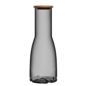 Anna Ehrner: Bruk Carafe with Lid, Grey