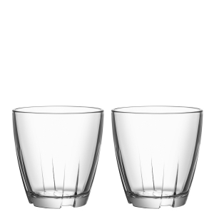 Anna Ehrner: Bruk Clear Small Tumbler, Set of 2