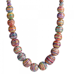 Nirit Dekel: Orb Necklace, Multicolor