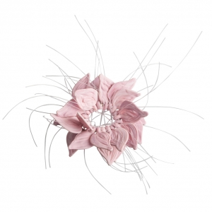 Nirit Dekel: Flower Brooch, Pink