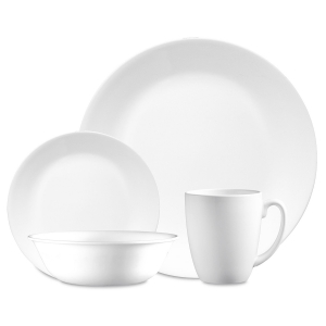Corelle: Winter Frost White 16-Piece Set