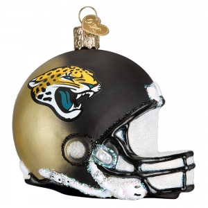 Old World Christmas: Jacksonville Jaguars Helmet
