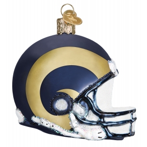 Old World Christmas: Los Angeles Rams Helmet