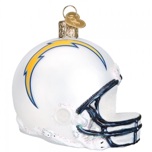 Old World Christmas: Los Angeles Chargers Helmet