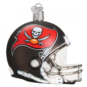 Old World Christmas: Tampa Bay Buccaneers Helmet
