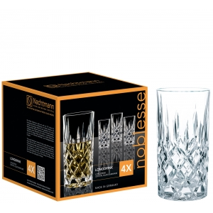 Nachtmann: Noblesse Longdrink Glass, Set of 4
